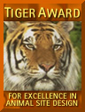 Tiger Award, presented by Zurich Animal Protection Society